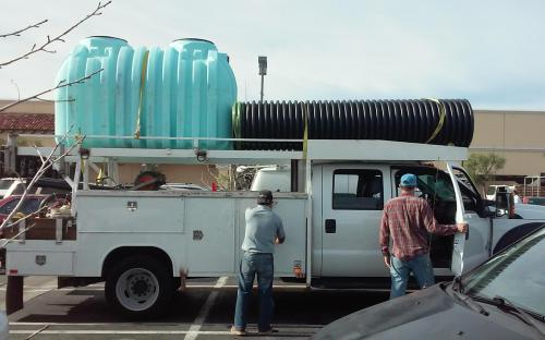 Century City Septic Tank Pumping